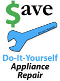 Image: Save! Do It Yourself Appliance Repair