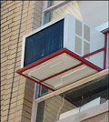 Image: Air Conditioner Brackets