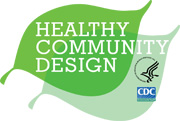 Logo: CDC Building Healthy Communities