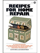 Read: Recipes For Home Repair